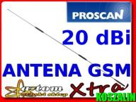 ANTENA DO INTERNETU GSM PLUS ORANGE Huawei 20dBi