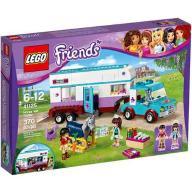 LEGO Friends 41125 Przyczepa Lecznicza dla koni