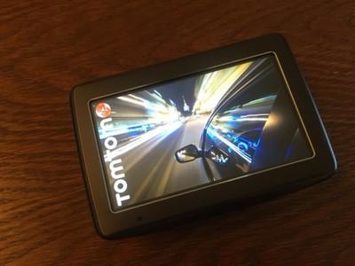 Nawigacja Tomtom Via 120 Bluetooth Mapa Europa 6922157195 Oficjalne Archiwum Allegro