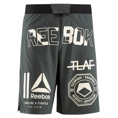 Spodenki REEBOK COMBAT UFC AH7514 na siłownię 2XL