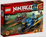 Lego Ninjago 70622 NOWE