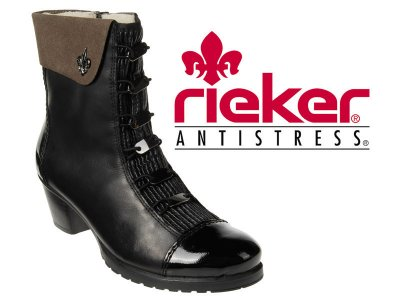 Botki Rieker Allegro.pl