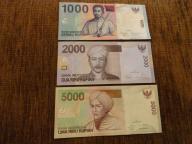 ZESTAW NR 6 INDONEZJA UNC