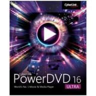 PowerDVD 16 Ultra LICENCJA + Power2Go10 Platinium