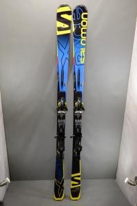 Blizzard slr race iq 167cm+buty salomon 44 od 1zł. Zdjęcie