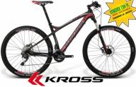 "KROSS LEVEL R9  27"" XS CARBON 2014 NISKA RAMA"