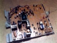 HP LJ M2727 laser zasilanie silnik klapa inne