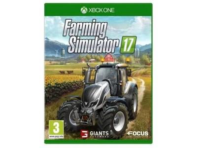 Gra XBOX ONE Farming Simulator 2017 XONE Folia