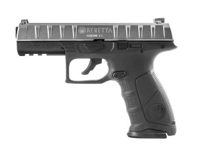 Pistolet Beretta APX metalowy zamek 4,5 mm CO2 sat