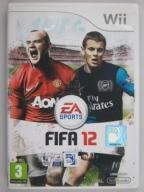 FIFA 12 Wii SKLEP GWARANCJA BDB!