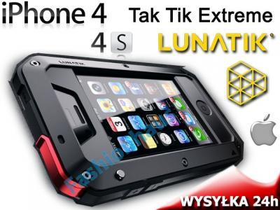 f64509a04c7 IPHONE 4 4S LUNATIK TAKTIK EXTREME GORILLA GLASS - 3603212886 ...