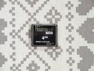 Karta Compact Flas CF 4 GB Ultra High Speed Okazja