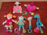 zawieszki do łóżeczka i inne zabawki dla najmlod-2