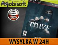 THIEF OUT OF SHADOWS +DLC  / PL / PS3 FOLIA WYS24h
