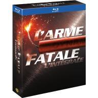 Zabójcza broń (Lethal Weapon) 1-4 (Blu-ray) PL