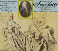 Domenico Scarlatti Complete Keyboard Sonatas Vol.