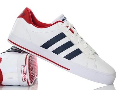 buty adidas neo białe