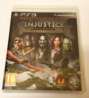 GRA PS3: INJUSTICE GODS AMONG US ULTIMATE EDITION