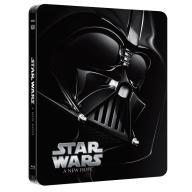 GWIEZDNE WOJNY - NOWA NADZIEJA STEELBOOK Blu-ray