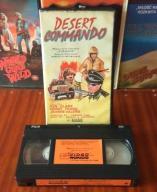 _ DESERT COMMANDO _ VIDEO RONDO _ VHS _