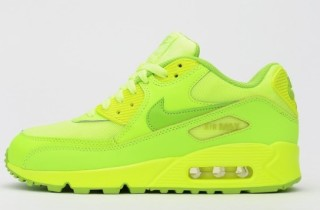 Nike Air Max 90 Volt Fierce Green Nike Air Max 90 Volt