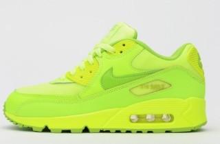 Nike Air Max 90 Volt Fierce Green Nike Air Max 90 Volt