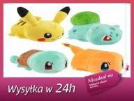 PLUSZAK POKEMON PIKACHU CHARMANDER SQUIRTLE BULBA