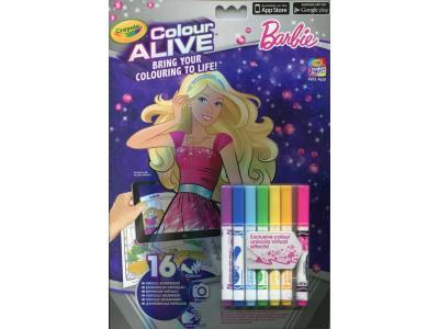 Colour Alive Barbie  PROMOCJA nowa