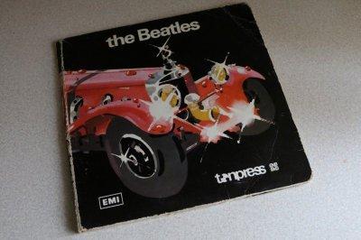 Plyta Winylowa The Beatles Tonpress Single 6555494550 Oficjalne Archiwum Allegro