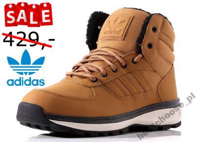 Buty Męskie Zimowe Adidas Chasker