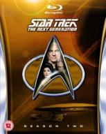 Star Trek The Next Generation - Season 2 [Blu-ray]