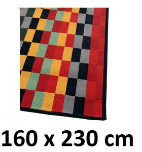 IKEA dywan z krótkim włosiem 160x230 HELSINGE FVAT