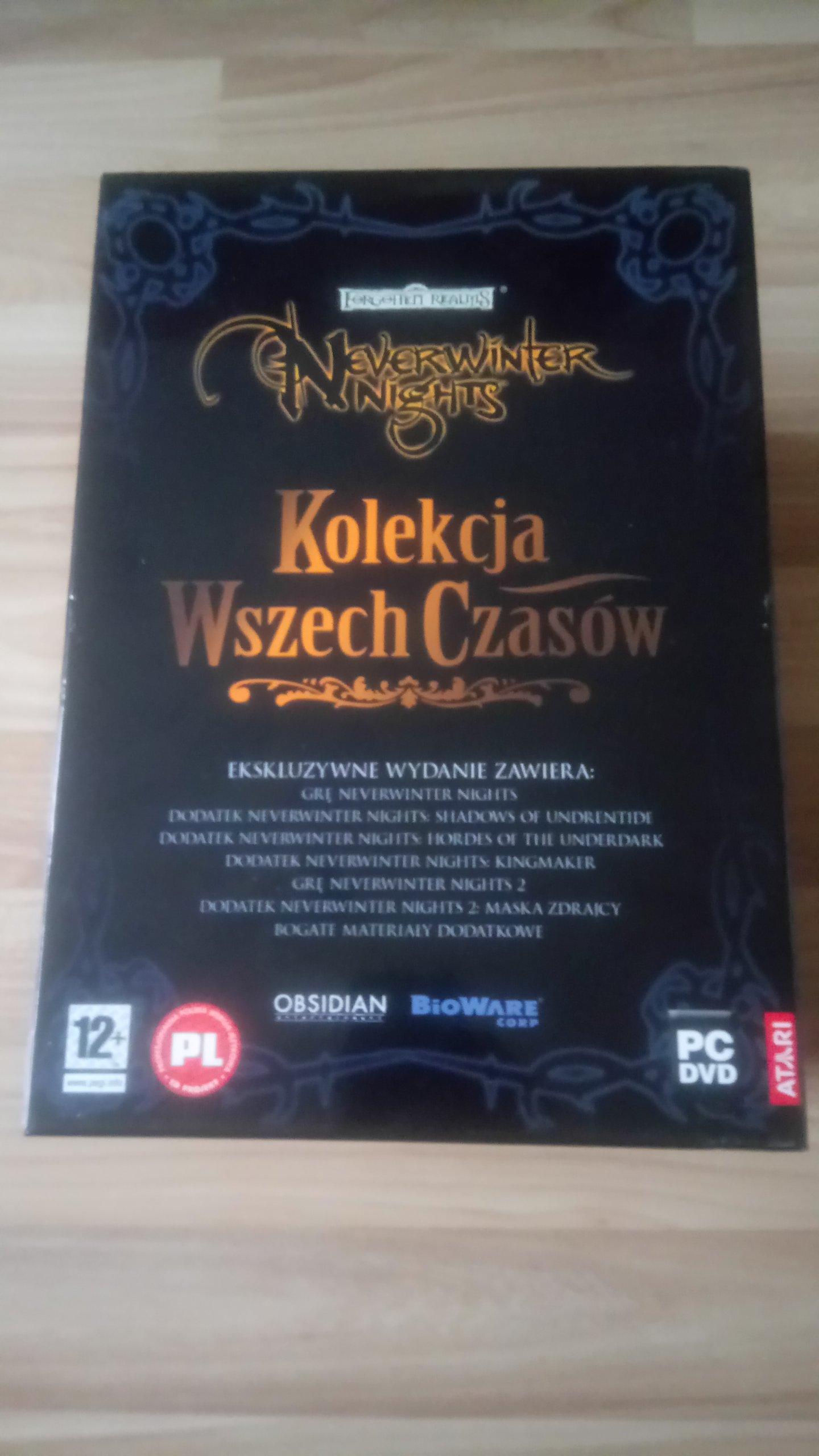Neverwinter Nights - Kolekcja Wszech Czasów