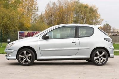 Peugeot 206 Xs 2 0 Hdi 2001 7002155766 Oficjalne Archiwum Allegro