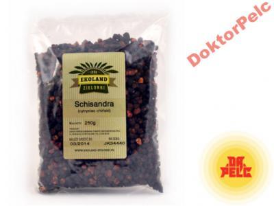 SCHISANDRA - 1kg - Cytryniec Chiński - EKOLAND