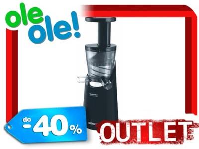 OUTLET !!! JUICE MAKER ZELMER ZJP1600B 150W 1,4l !