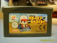 GAMEBOY ADVANCE KRAZY CARTS !!!