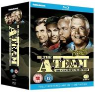 Drużyna A [22 Blu-ray] The A-Team: Sezony 1-5