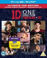 ONE DIRECTION THIS IS US BLU RAY 3D po Polsku!!!