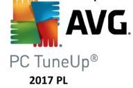 AVG PC TuneUp 2017 PL 3PC/1rok FV23%