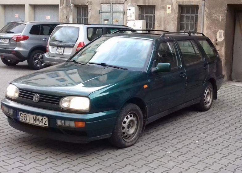 Volkswagen Golf 3 Tdi Syncro Avant 7044118591 Oficjalne Archiwum Allegro