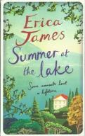 SUMMER AT THE LAKE - ERICA JAMES