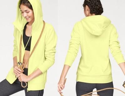 bluza adidas żółta damska allegro
