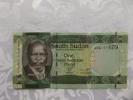 SUDAN 1 FUNT 2011 r. STAN ( UNC- )