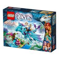 Lego Elves 41172 Przygoda Smoka Wody Warszawa