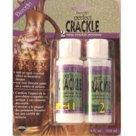 Perfect Crackle 2x59ml DecoArt-spękania 2-etapowe