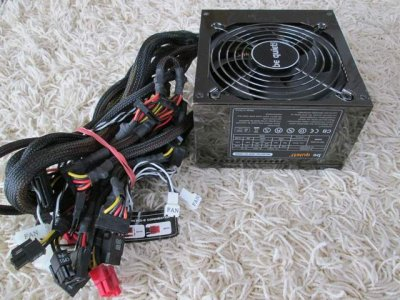 Be Quiet! Straight Power BQT E5-500W 2xPCI-E !!