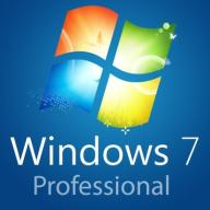 Windows 7 Professional 32 & 64 Bit AUTOMAT FV