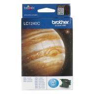 Tusz Brother niebieski LC1240C=LC-1240C, 600 str.