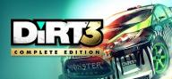DIRT 3 COMPLETE EDITION STEAM KEY klucz AUTO FIRMA